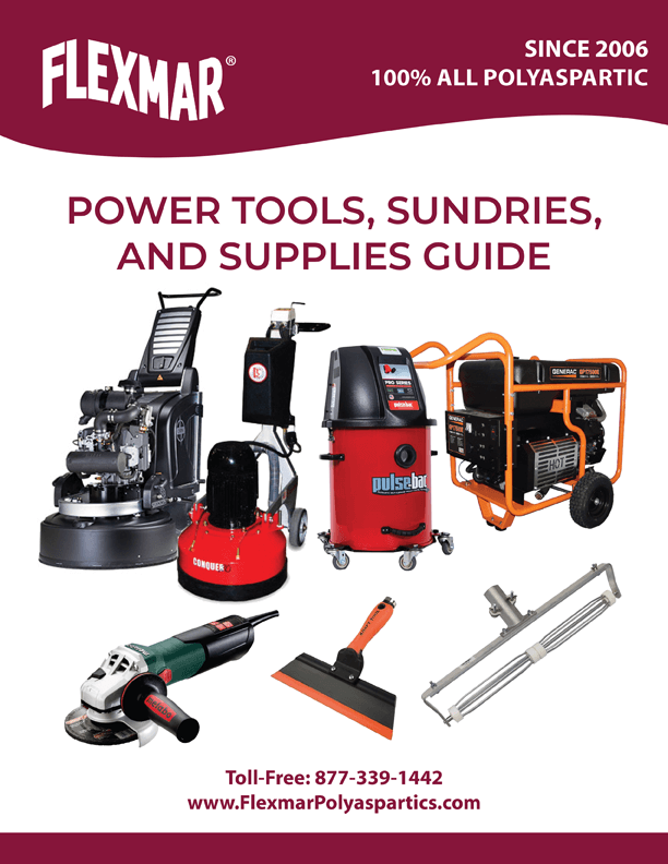 FLEXMAR Power Tools, Sundries and Supplies Guide